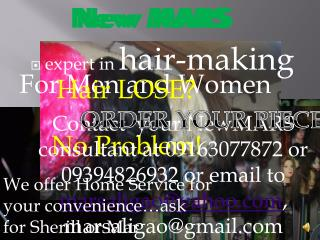 For Men and Women