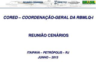 REUNIÃO  CENÁRIOS