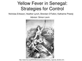 Yellow Fever in Senegal: Strategies for Control