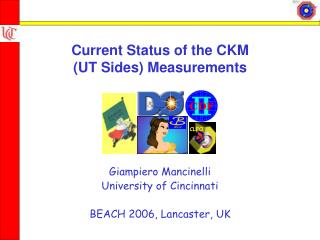 Current Status of the CKM                  (UT Sides) Measurements
