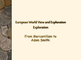 European World View and Exploration