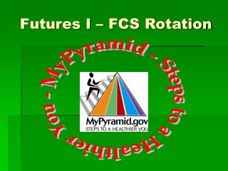 Futures I – FCS Rotation