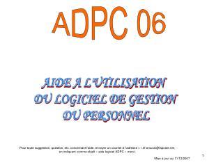 ADPC 06