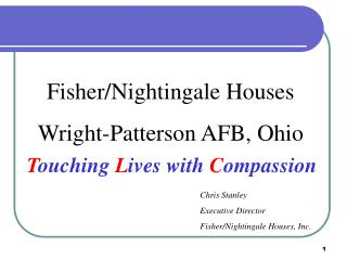 Fisher/Nightingale Houses Wright-Patterson AFB, Ohio