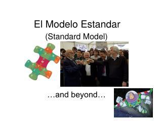 El Modelo Estandar