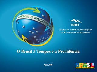 Núcleo de Assuntos Estratégicos da Presidência da República