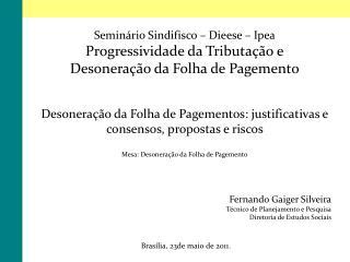 Brasília, 23de maio de 2011.