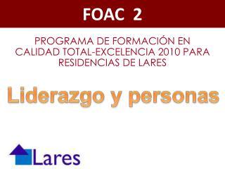 FOAC  2