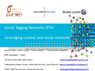 Social Tagging Networks (STN) Leveraging context and social networks