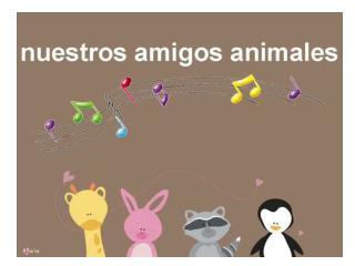 nuestros amigos  animales