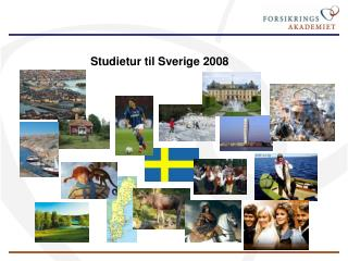 Studietur til Sverige 2008