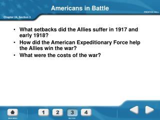 Americans in Battle