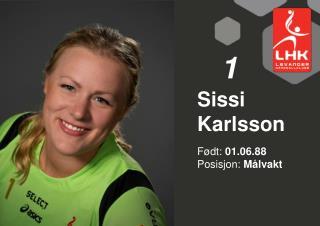 Sissi Karlsson