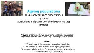 Trends  Challenges in Aging Workforce Strategies