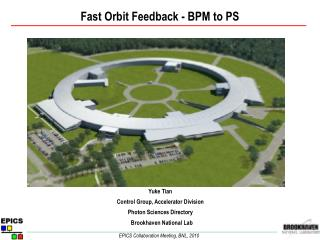 Fast Orbit Feedback - BPM to PS