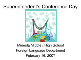 Superintendent's Conference Day