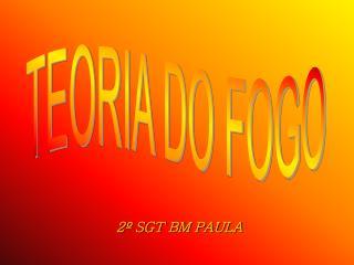 TEORIA DO FOGO