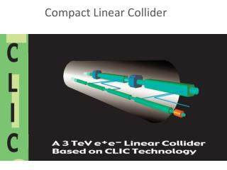 Compact Linear Collider