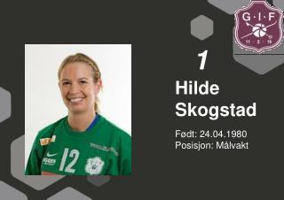 Hilde Skogstad