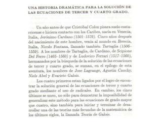 CARDANO Jerónimo (1501-1576)