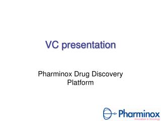 VC presentation