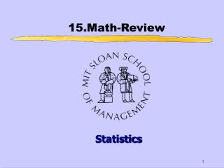 15.Math-Review