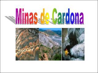 Minas de Cardona