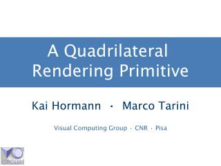 A Quadrilateral Rendering Primitive