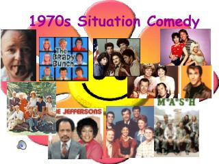 1970s Situation Comedy