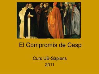El Compromís de Casp