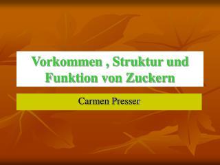 Carmen Presser