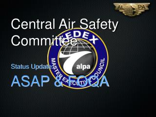 Central Air Safety Committee