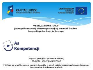 Nazwa szkoły: Zespół Szkół Budowlanych w Żarach ID grupy: 97/87_P_G1 Kompetencja: