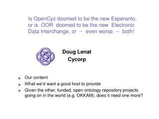 Doug Lenat Cycorp