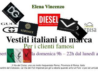 Elena Vincenzo