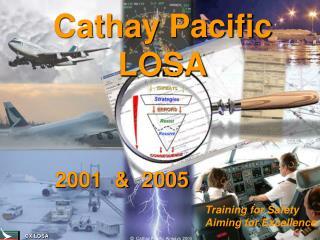 Cathay Pacific  LOSA