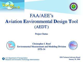 EDS Technical Advisory Board January 26, 2006