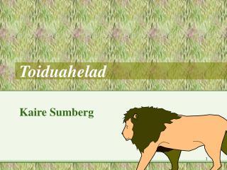 Toiduahelad