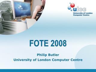 FOTE 2008