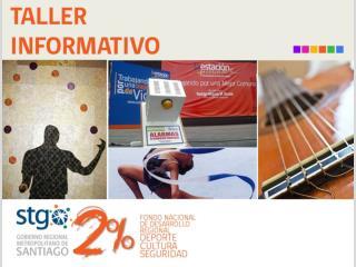 MODALIDADES  2% DE  DEPORTES Y DEL PROGRAMA ELIGE VIVIR SANO  2013