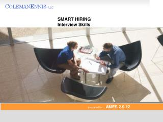 SMART HIRING Interview Skills