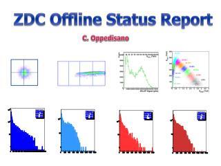 ZDC Offline Status Report