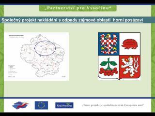 Společný projekt nakládání sodpady zájmové oblasti  horní posázaví