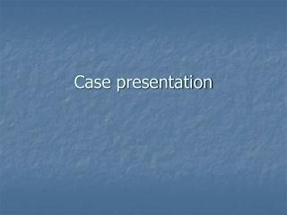 Pre-OpPeri-Operative Care