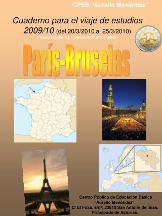 París-Bruselas
