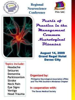 Pearls of  Practice in  the Management  Common Neurological Diseases