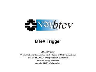BTeV Trigger