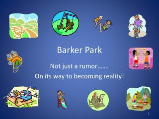 Barker Park