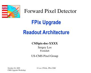Forward Pixel Detector