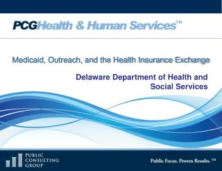 Medicaid, Outreach, and the Health Insurance Exchange